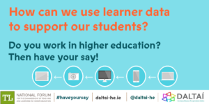 How can we use learner data to support our students?